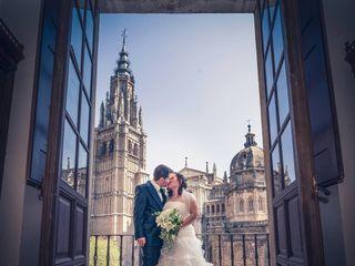 La boda de Carolina y Juan Carlos 1
