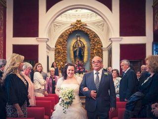 La boda de Carolina y Juan Carlos 2