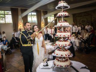 La boda de Óscar  y Gala 2