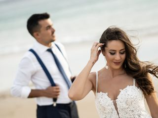 La boda de Juanjo y Lydia