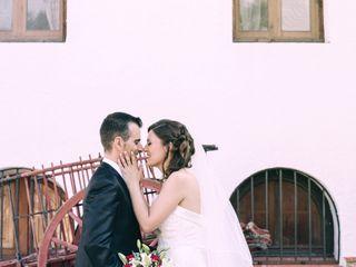La boda de Rocio y Jonatan