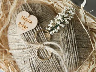 La boda de Natalia y Rubén 1