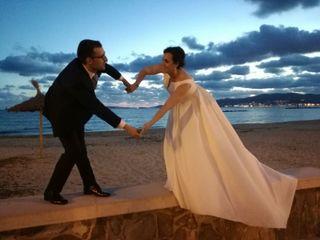 La boda de Mamen y Juan Manuel