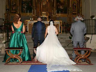 La boda de Alicia y Jesús