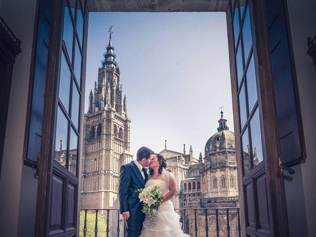La boda de Juan Carlos y Carolina en Toledo, Toledo 1
