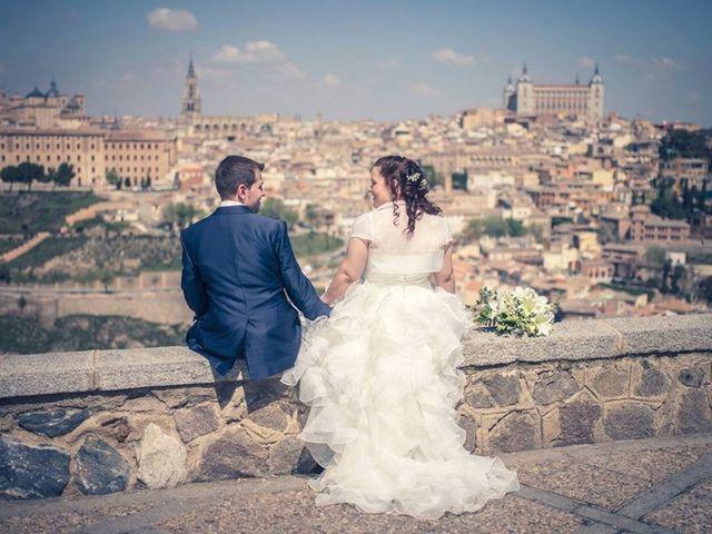 La boda de Juan Carlos y Carolina en Toledo, Toledo 5
