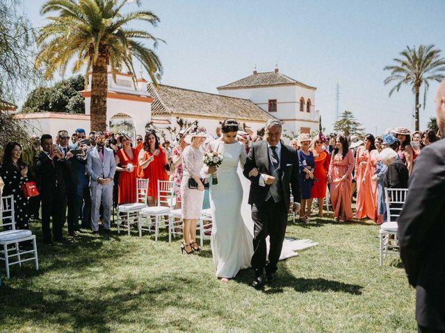 La boda de Jose y Bea en Dos Hermanas, Sevilla 34