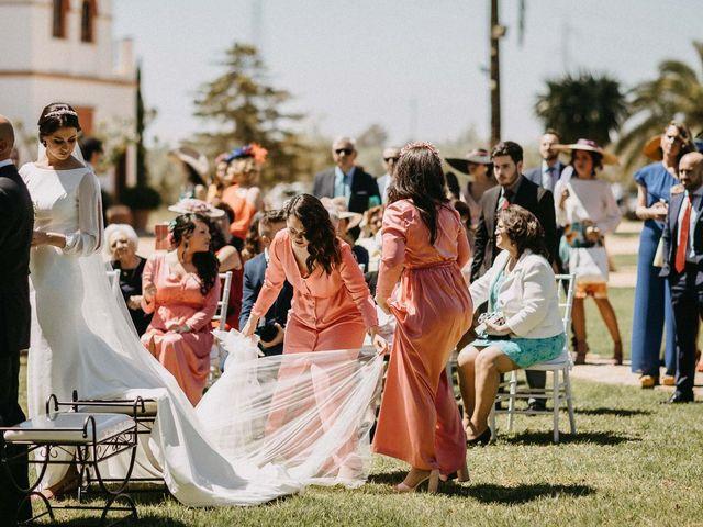 La boda de Jose y Bea en Dos Hermanas, Sevilla 35