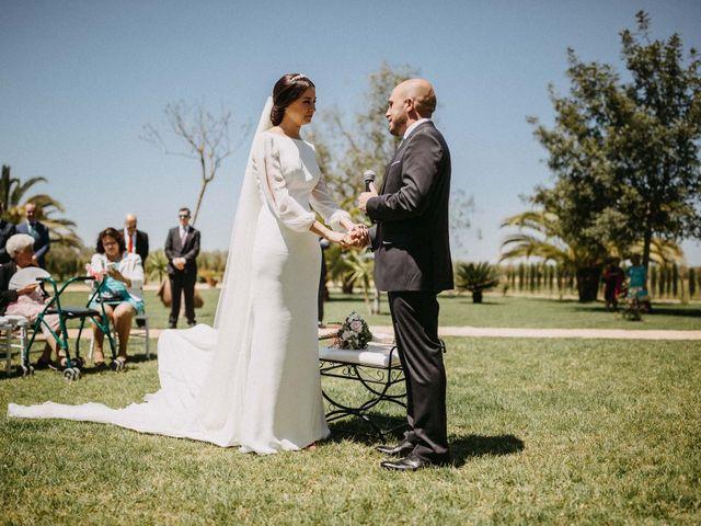 La boda de Jose y Bea en Dos Hermanas, Sevilla 38