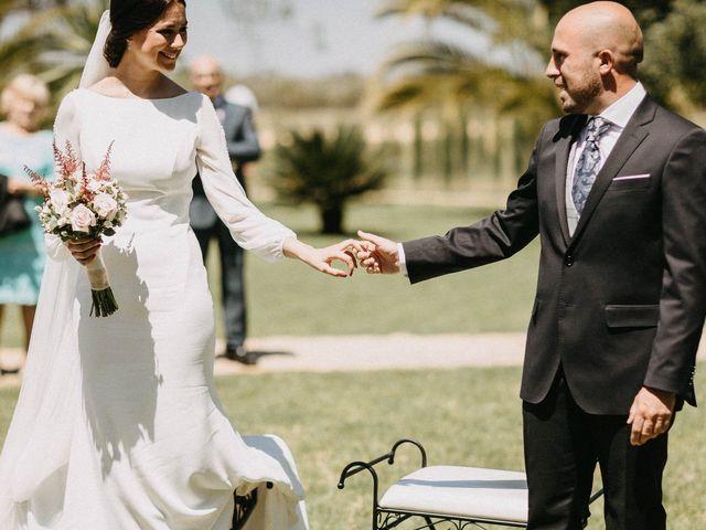 La boda de Jose y Bea en Dos Hermanas, Sevilla 39