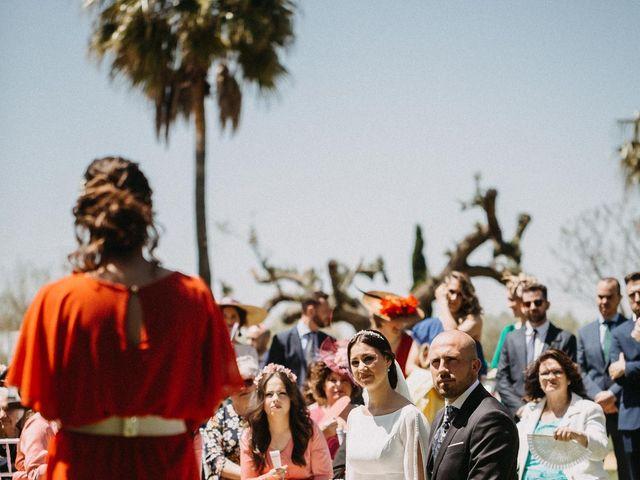 La boda de Jose y Bea en Dos Hermanas, Sevilla 40
