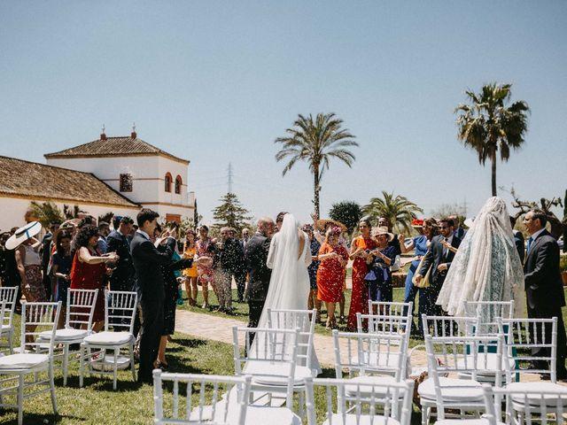 La boda de Jose y Bea en Dos Hermanas, Sevilla 50
