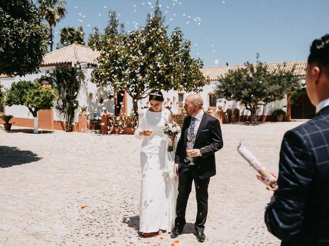 La boda de Jose y Bea en Dos Hermanas, Sevilla 56