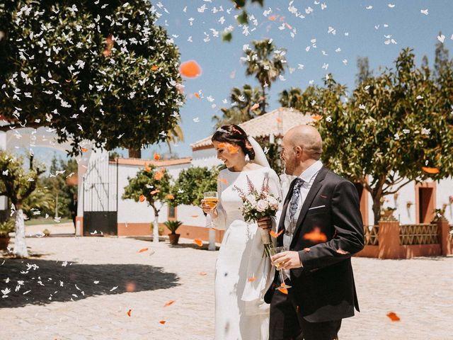 La boda de Jose y Bea en Dos Hermanas, Sevilla 57