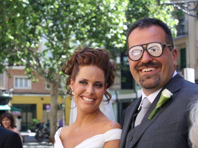 La boda de Alberto y Adriana  en Zaragoza, Zaragoza 12