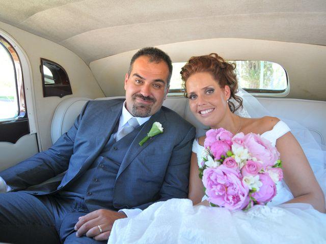 La boda de Alberto y Adriana  en Zaragoza, Zaragoza 1