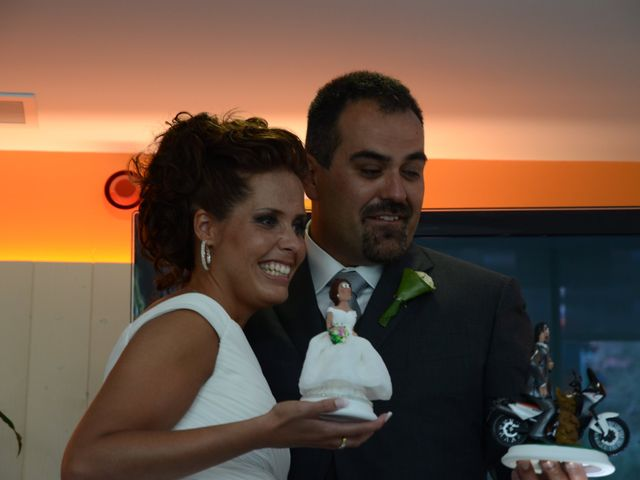 La boda de Alberto y Adriana  en Zaragoza, Zaragoza 20