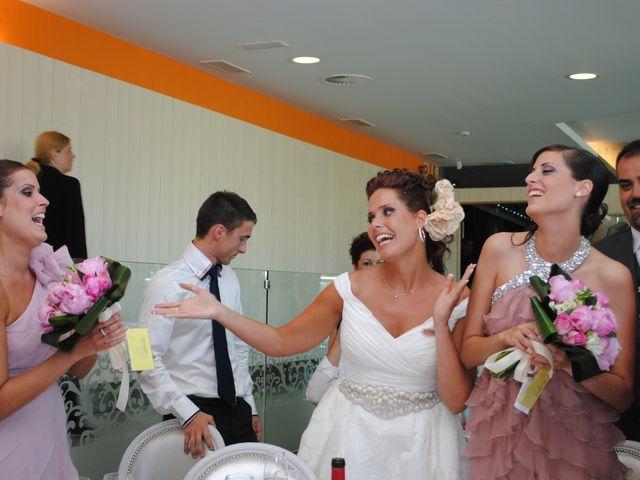 La boda de Alberto y Adriana  en Zaragoza, Zaragoza 22