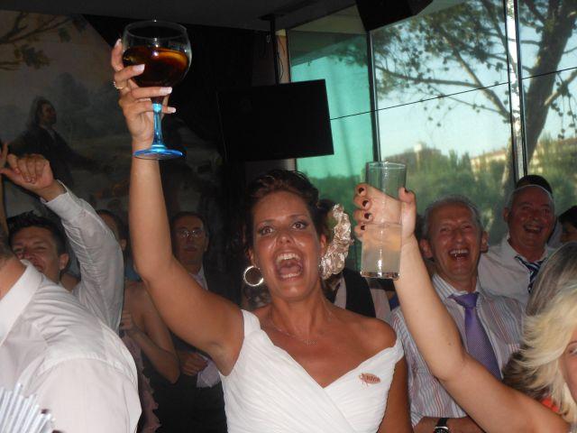 La boda de Alberto y Adriana  en Zaragoza, Zaragoza 25