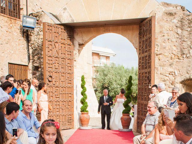 La boda de Marc y Lorena en Mont-roig Del Camp, Tarragona 10