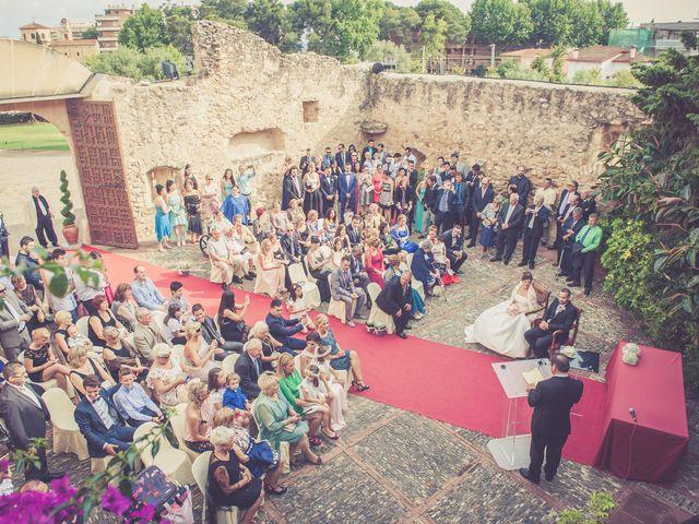 La boda de Marc y Lorena en Mont-roig Del Camp, Tarragona 12
