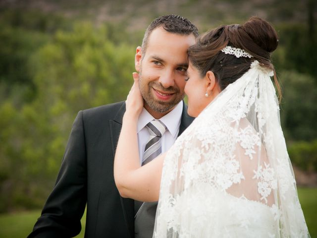 La boda de Marc y Lorena en Mont-roig Del Camp, Tarragona 15