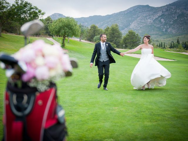 La boda de Marc y Lorena en Mont-roig Del Camp, Tarragona 24