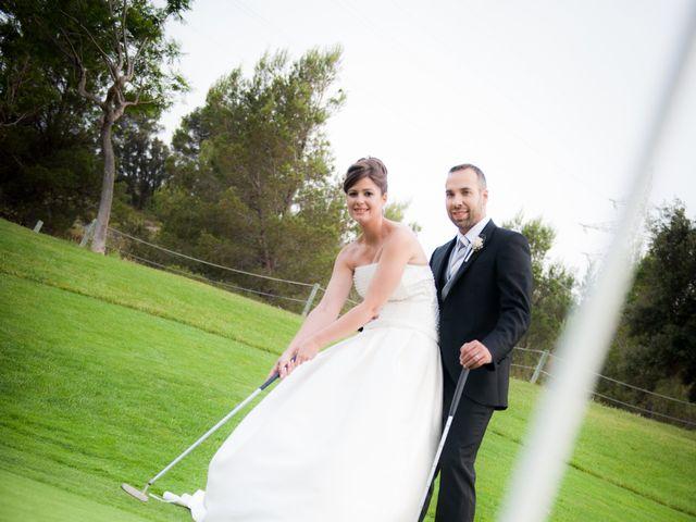 La boda de Marc y Lorena en Mont-roig Del Camp, Tarragona 28