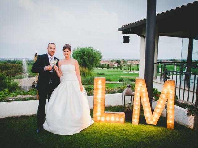 La boda de Marc y Lorena en Mont-roig Del Camp, Tarragona 31