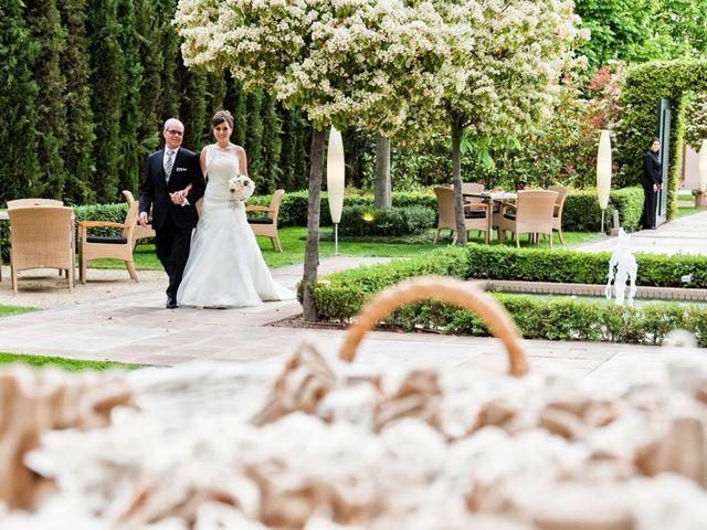 La boda de Antonio y Esther en San Sebastian De Los Reyes, Madrid 18