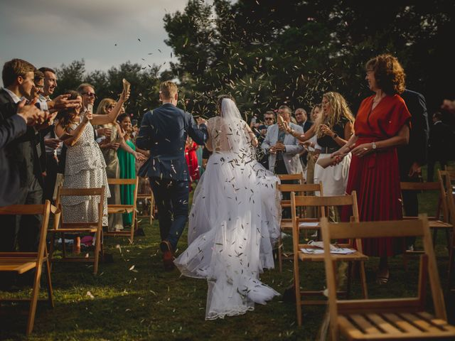 La boda de Zac y Susana