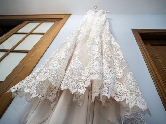 La boda de Lydia y Juanjo en Torre De Juan Abad, Ciudad Real 8