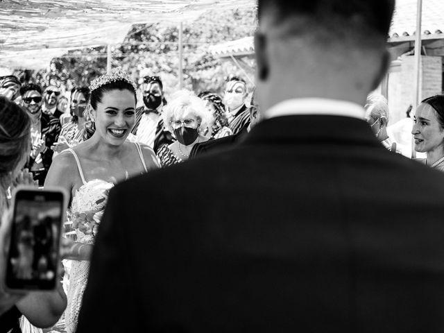 La boda de Lydia y Juanjo en Torre De Juan Abad, Ciudad Real 15