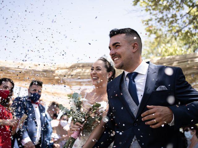 La boda de Lydia y Juanjo en Torre De Juan Abad, Ciudad Real 22