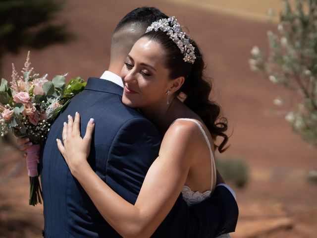 La boda de Lydia y Juanjo en Torre De Juan Abad, Ciudad Real 23