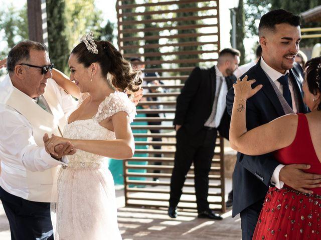 La boda de Lydia y Juanjo en Torre De Juan Abad, Ciudad Real 34