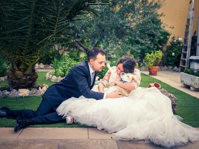 La boda de Javier y Soraya en Corral De Almaguer, Toledo 1
