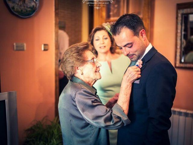 La boda de Javier y Soraya en Corral De Almaguer, Toledo 5