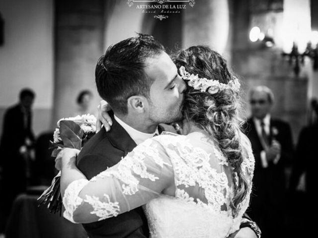 La boda de Javier y Soraya en Corral De Almaguer, Toledo 12