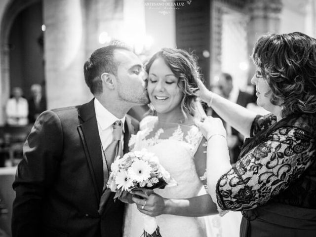 La boda de Javier y Soraya en Corral De Almaguer, Toledo 13