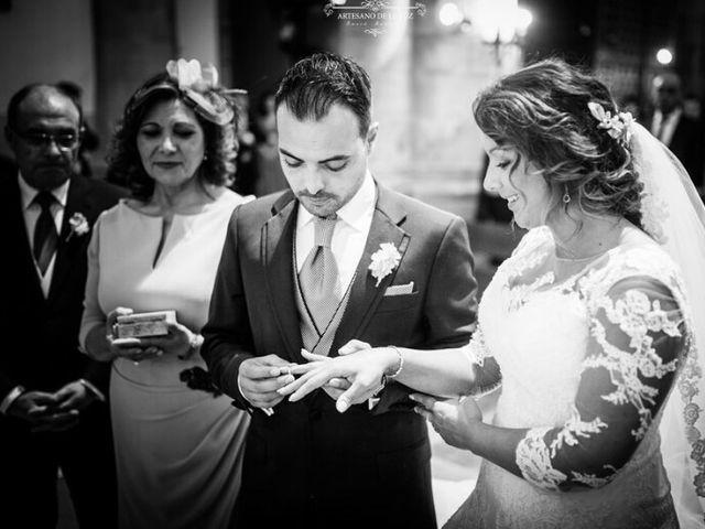 La boda de Javier y Soraya en Corral De Almaguer, Toledo 14