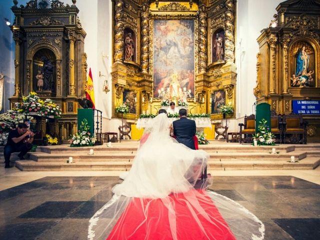 La boda de Javier y Soraya en Corral De Almaguer, Toledo 15
