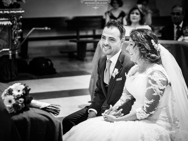 La boda de Javier y Soraya en Corral De Almaguer, Toledo 16