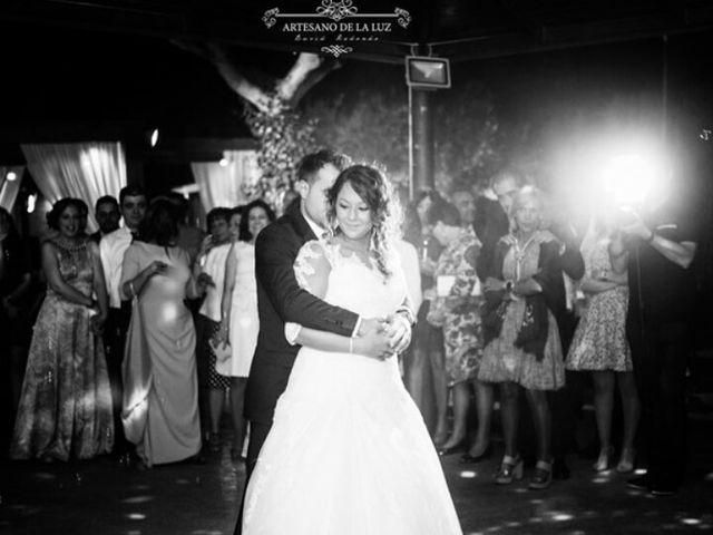 La boda de Javier y Soraya en Corral De Almaguer, Toledo 17