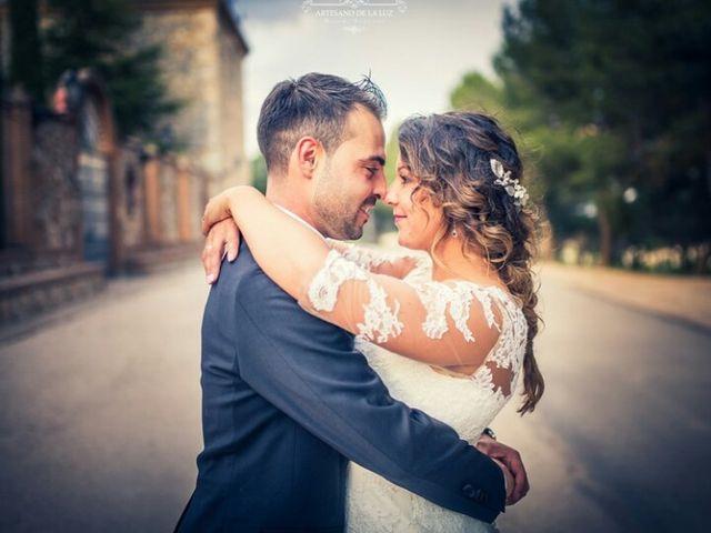 La boda de Javier y Soraya en Corral De Almaguer, Toledo 18