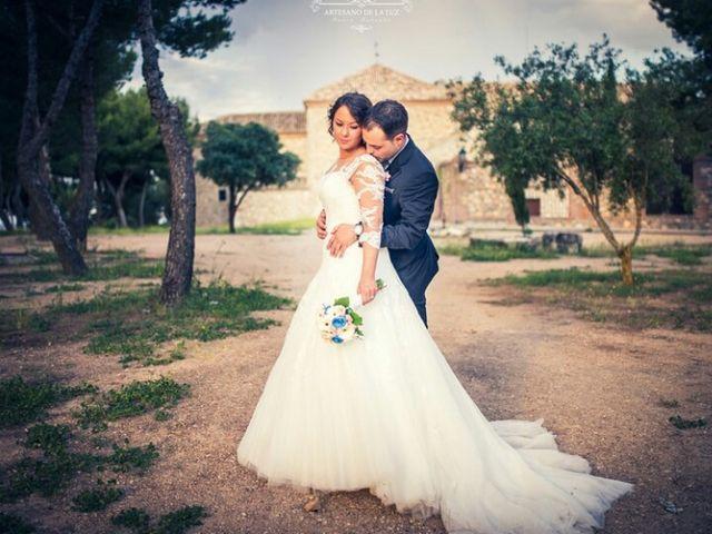 La boda de Javier y Soraya en Corral De Almaguer, Toledo 19