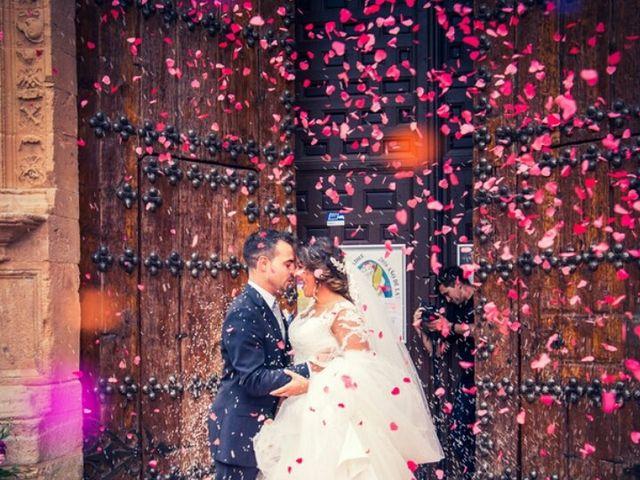 La boda de Javier y Soraya en Corral De Almaguer, Toledo 20