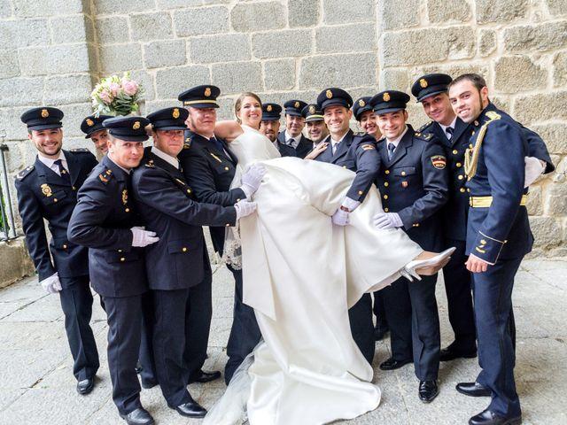 La boda de Rubén y Natalia en Colmenar Viejo, Madrid 9