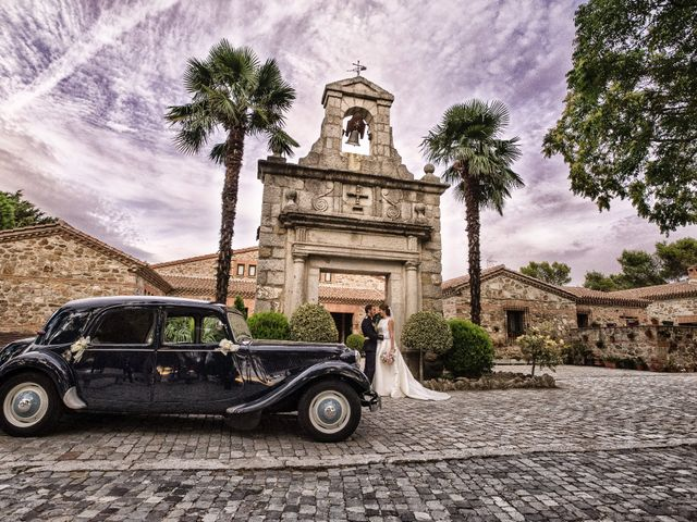 La boda de Rubén y Natalia en Colmenar Viejo, Madrid 1