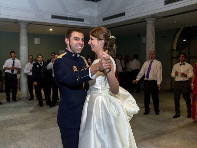 La boda de Rubén y Natalia en Colmenar Viejo, Madrid 17